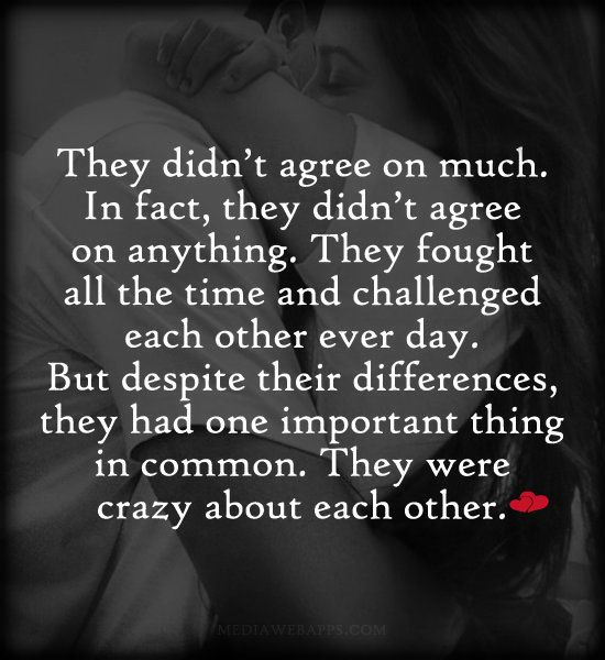 They Were Crazy About Each Other Nicholas Sparks Love Quotes