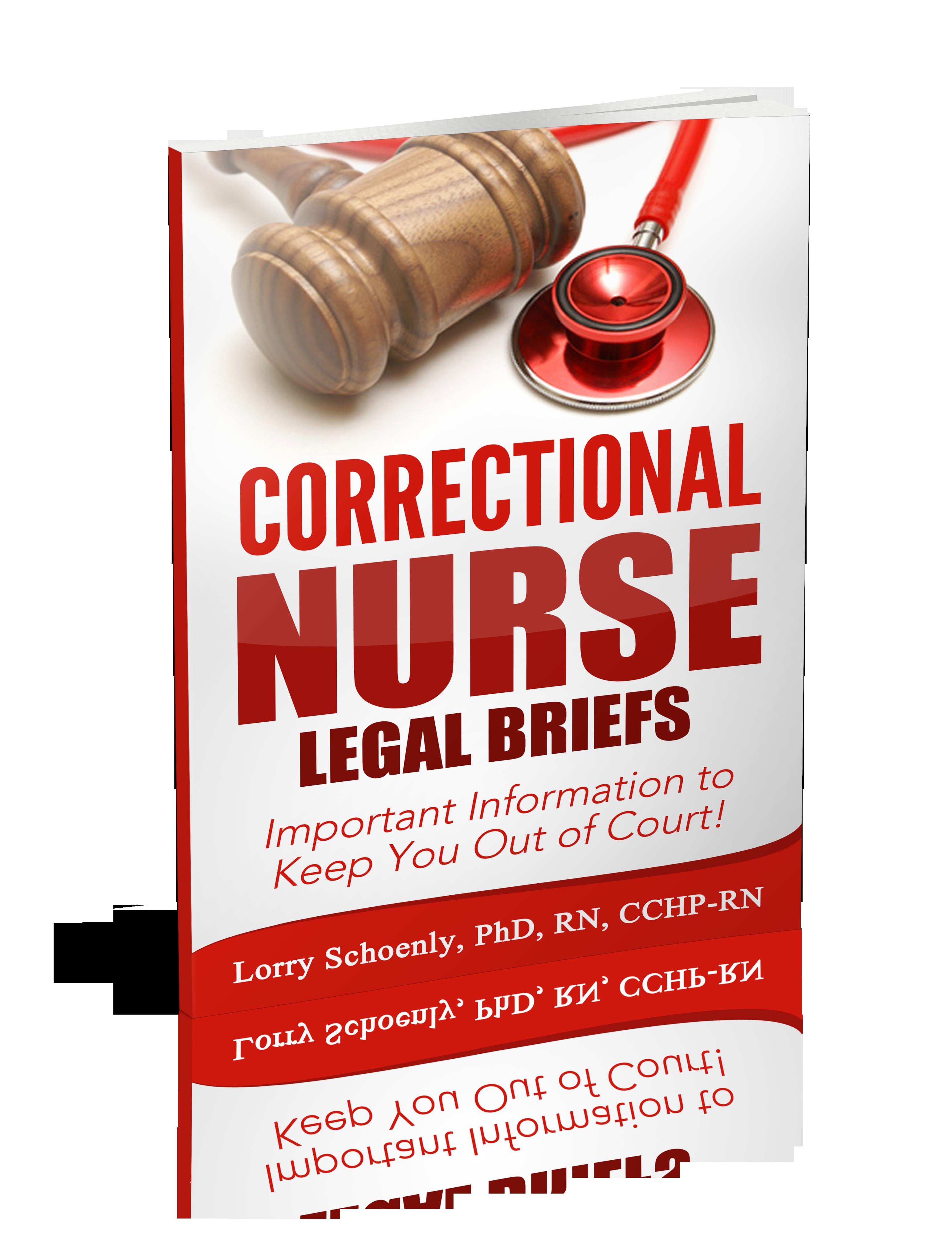 QuickStart Guide Correctional Nurse Lingo Nursing