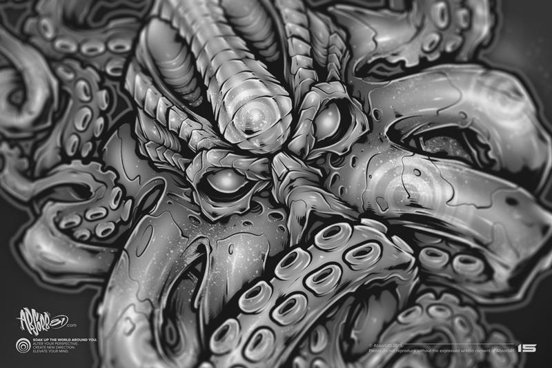 Octopus Absorb81