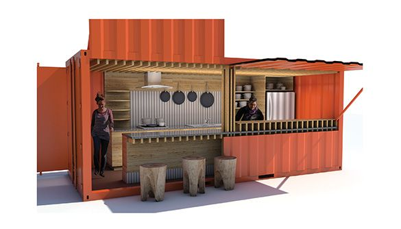 How To Build Amazing Shipping Container Homes Container