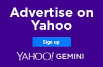 Yahoo Gemini For Advertisers Free 50 Credit Coupon Code Run Your Ads On Yahoo Network Free Promo Codes Coding Gemini