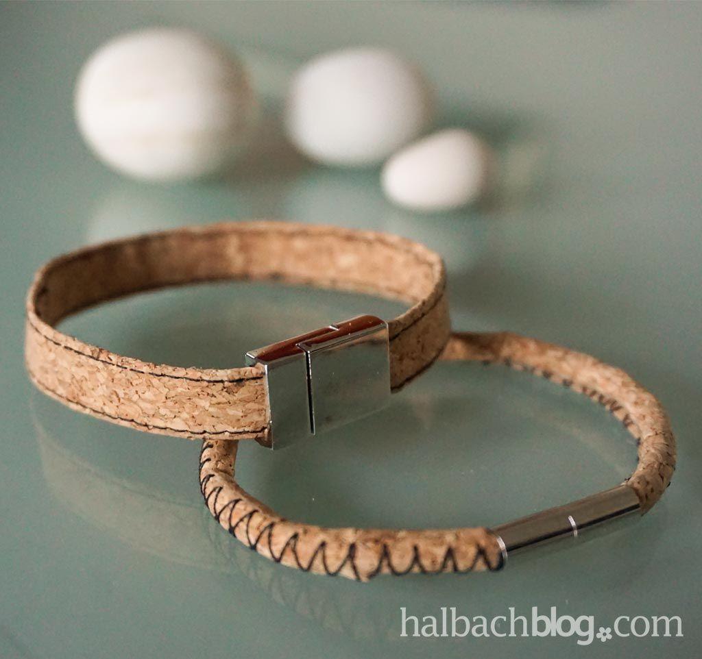 halbachblog i diy tutorial i korkstaoff armband n hen i kork i cork fabric i sewing i craft i. Black Bedroom Furniture Sets. Home Design Ideas