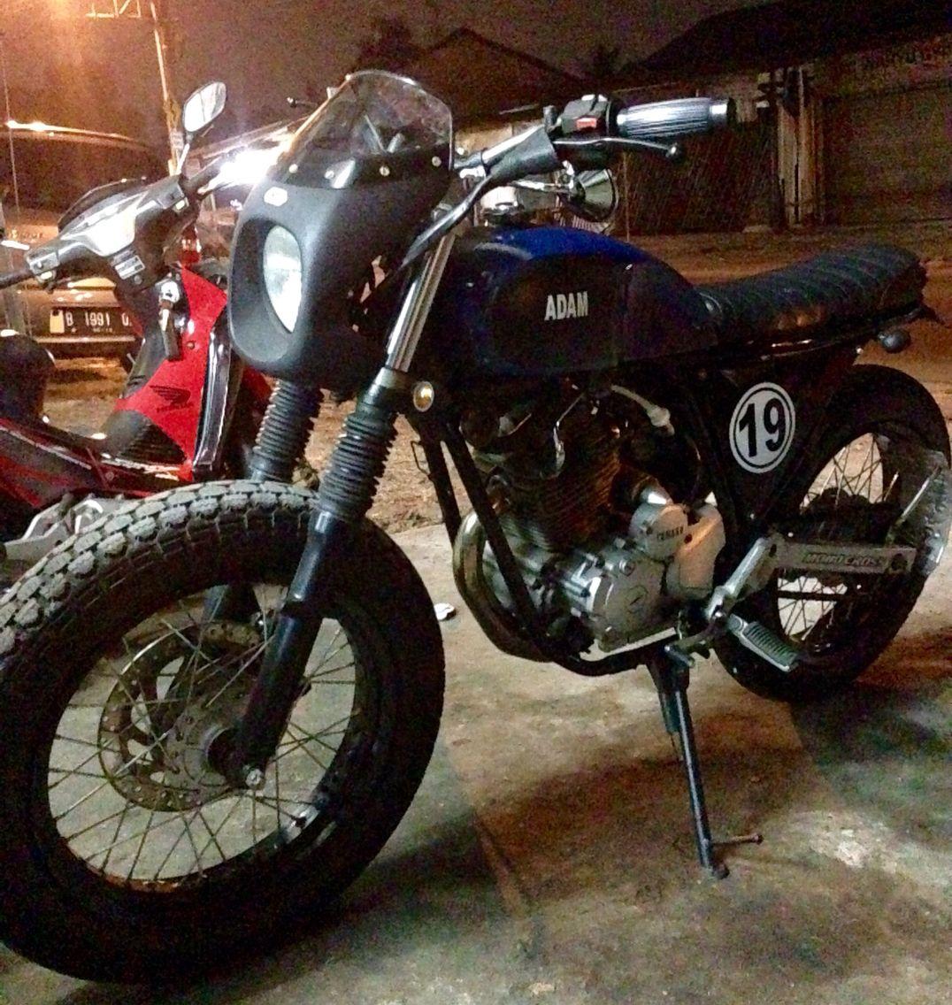 Scorpio Modif Chooper Dijual Bro SOLO LAPAK MOBIL DAN MOTOR