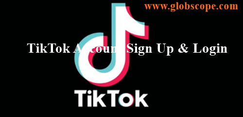 Tiktok Account Sign Up Login Tiktok Free Online Video Download In 2021 Free Online Videos Video Online You Youtube