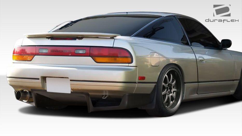 Duraflex Rear Diffuser 300 00 Nissan 240sx Nissan Bmw 3 Series