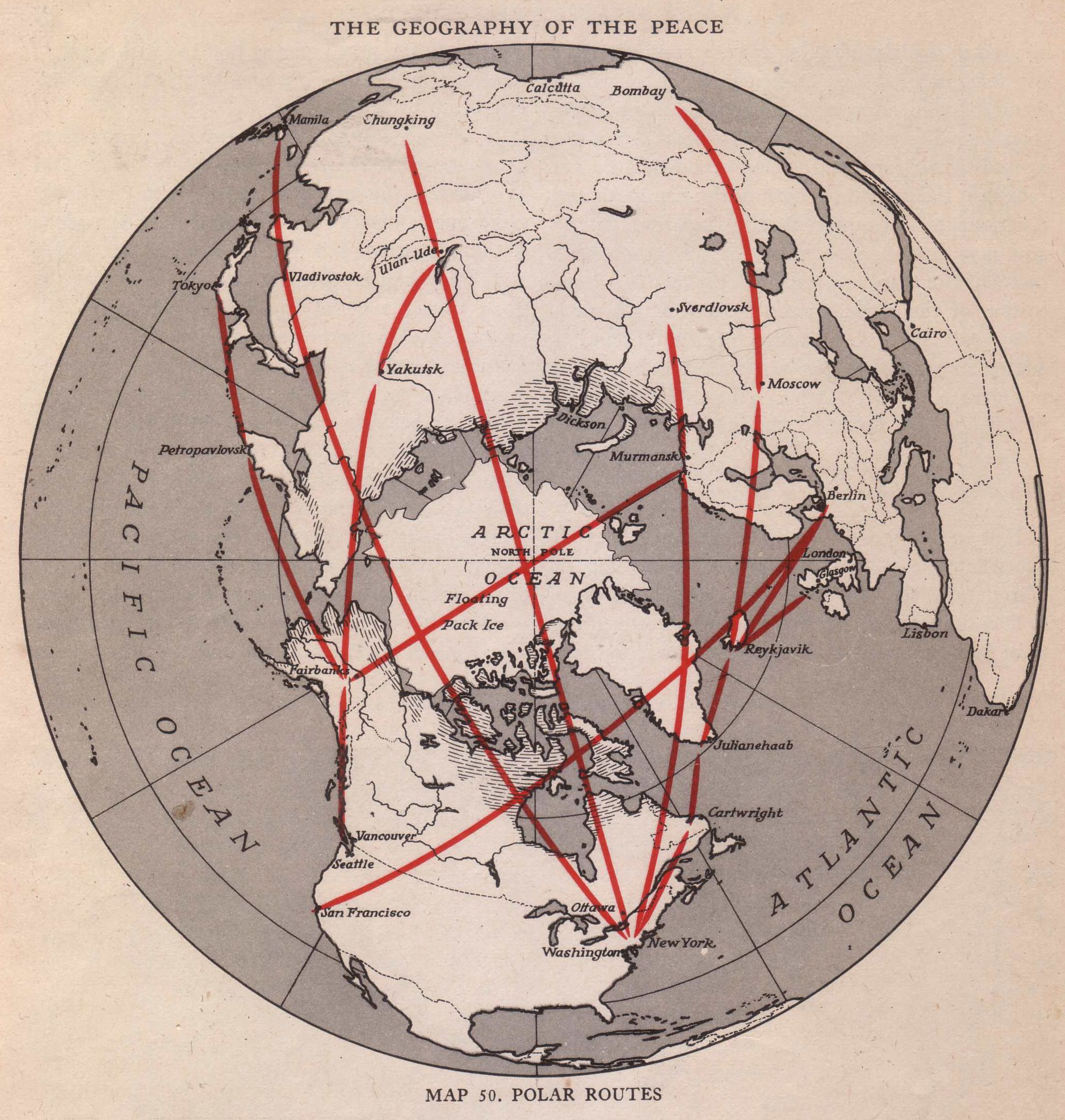 The Geography Of Peace N Spykman Yale Int L