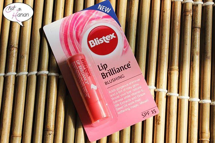 Review Blistex Lip Brilliancereview Blistex Lip Brilliance Blistex Lips Brilliance