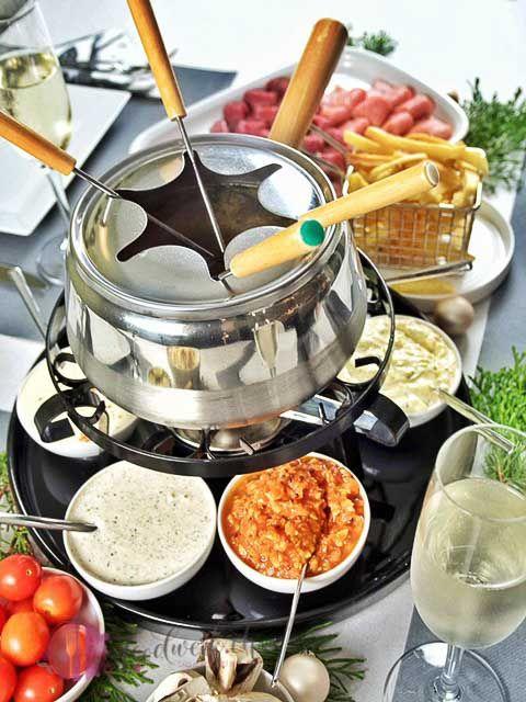 Unsere 6 beliebtesten Dip-Saucen zu Fondue Chinoise und Raclette #racletteideen