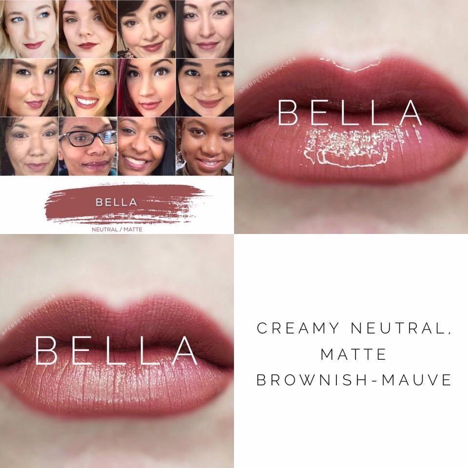 Bella LipSense #Pinklips