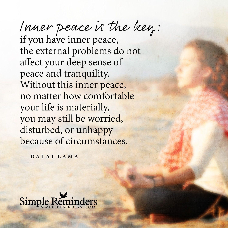 Dalai Lama Quotes Peace Of Mind