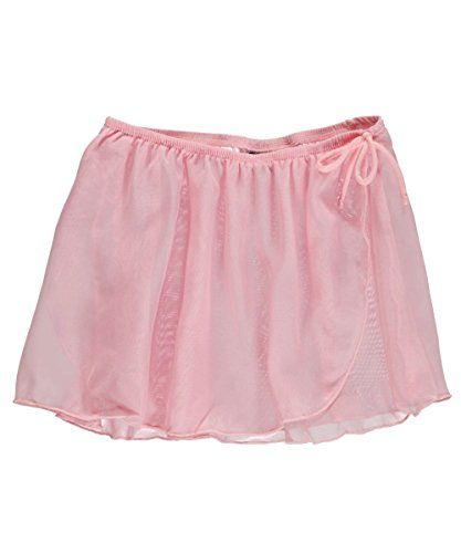 beebb5f921e42 Jacques Moret Girls  Dance Basic Wrap Skirt    Read more
