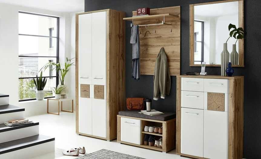 Flurserie Yambio Bei Mobel Hoffner Mobel Hoffner In 2020 Garderoben Set Garderobe Ideen Stauraum