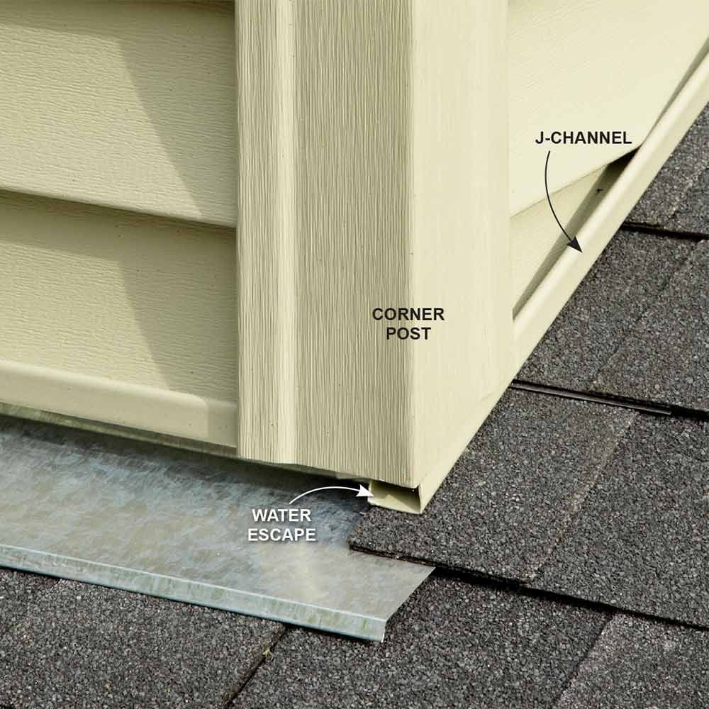 13 Simple Vinyl Siding Installation Tips | DIY | Pinterest | Vinyl ...