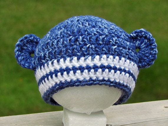 Sock Monkey Blues #crochet #baby #blues ??? Pinterest ...