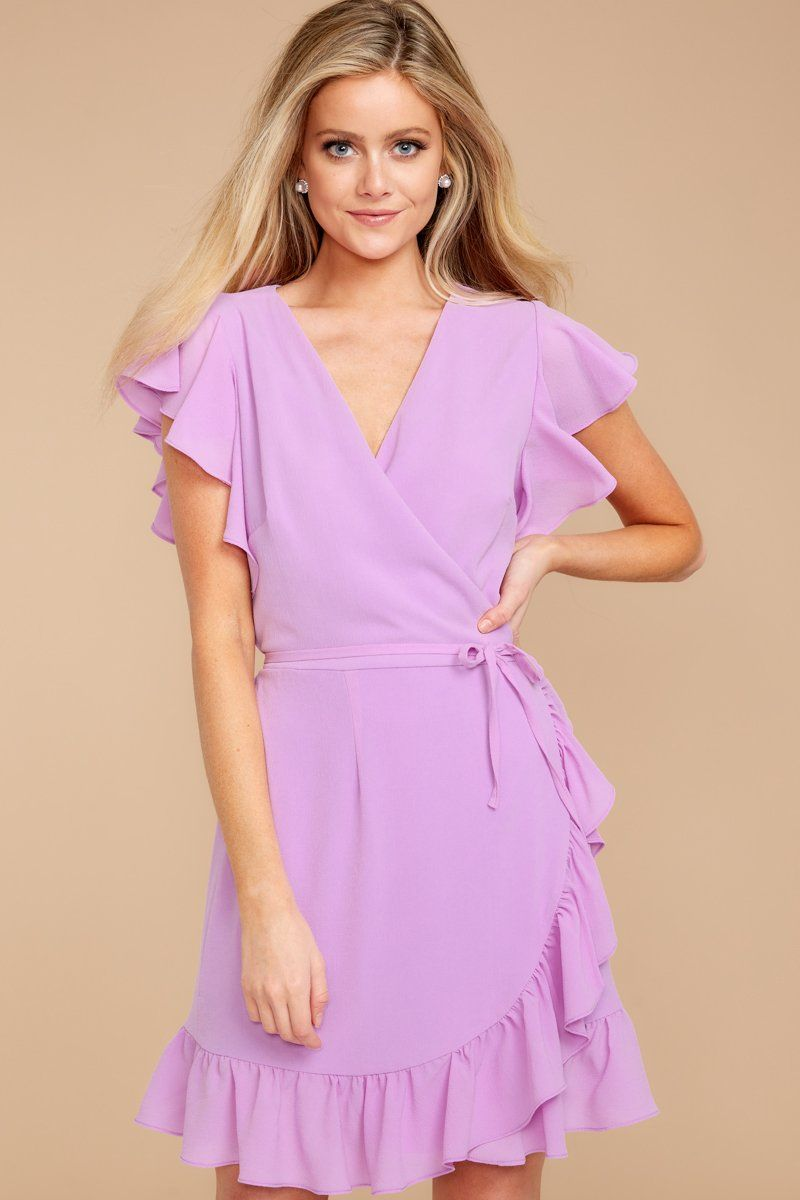 5e772c4a4ed5 Adorable Lavender Dress - Chic Dress - Dress -  48.00 – Red Dress Boutique