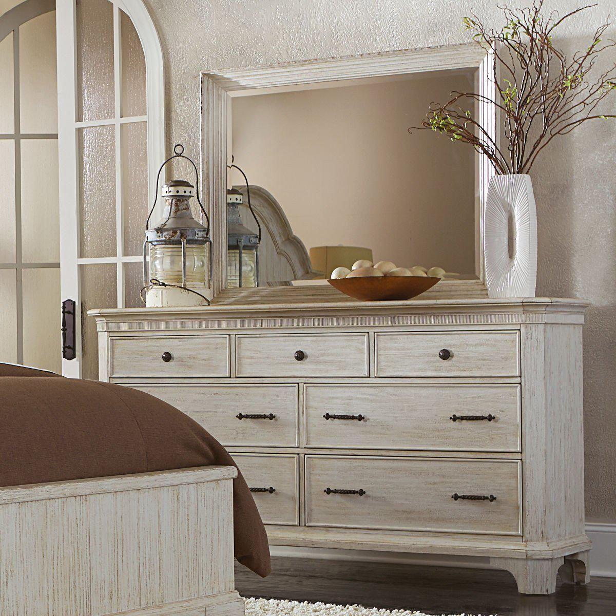 Adeline Rectangle Mirror   Riverside furniture, Furniture ...