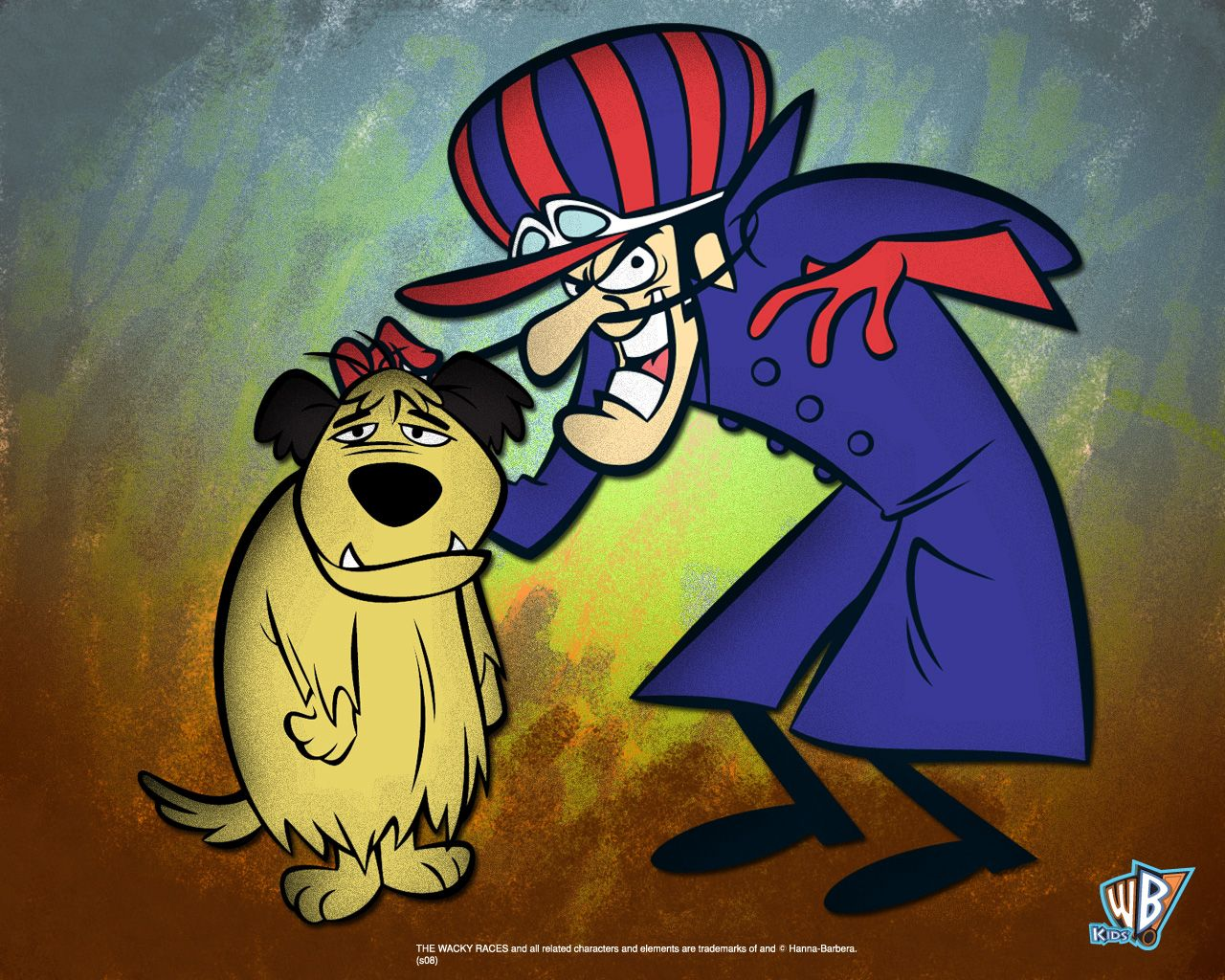 Wacky races dick dastardly and muttley google search favorite