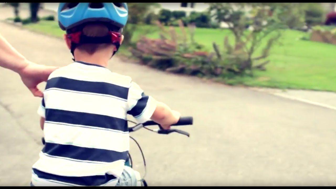 Kind lernt Velofahren: Gänsehaut für Mami und Papi