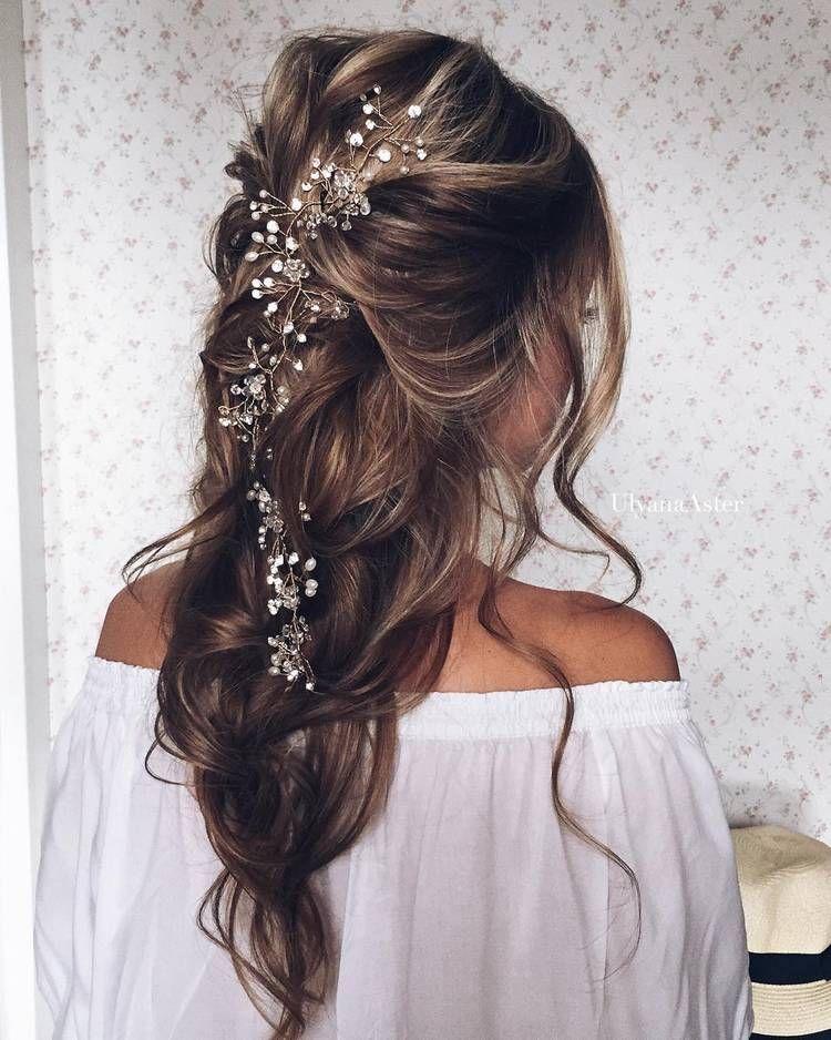 Красивые свадебные причёски на длинные, средние и короткие ...