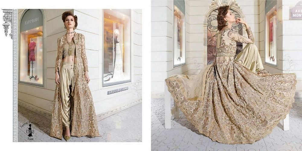 INDIAN ANARKALI SALWAR SUIT ETHNIC NEW DESIGNER PAKISTANI BOLLYWOOd PartYWEAR 23 #PALLAVICOLLECTIONS #DESIGNERSUITS