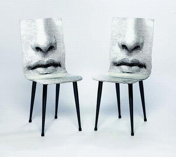 fornasetti chairs fornasetti pinterest wohnkultur furniture und m bel. Black Bedroom Furniture Sets. Home Design Ideas