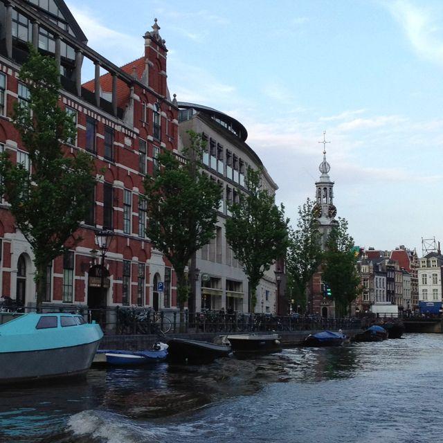 De munt Amsterdam