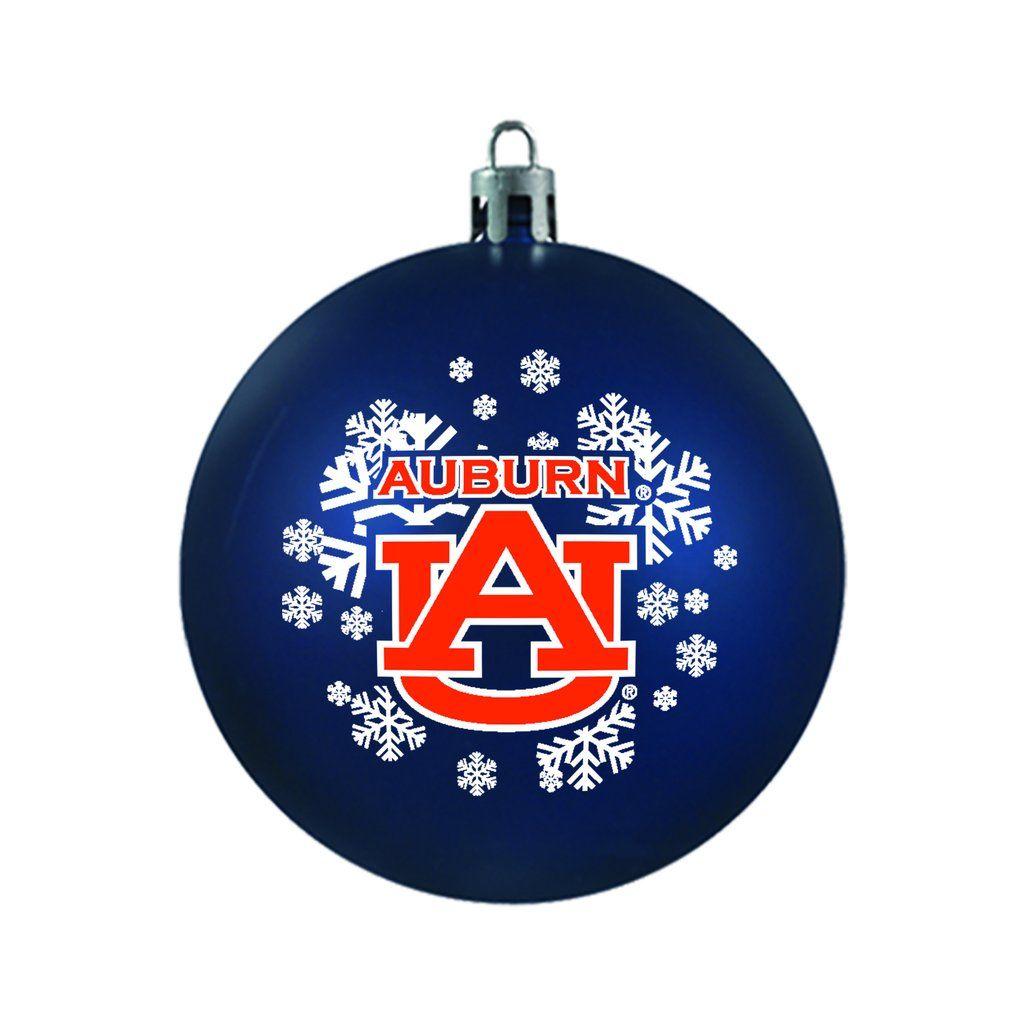 auburn tigers ornament shatterproof ball auburn tigers auburn rh pinterest com Auburn Tiger Glass Ornaments Auburn Tiger Glass Ornaments