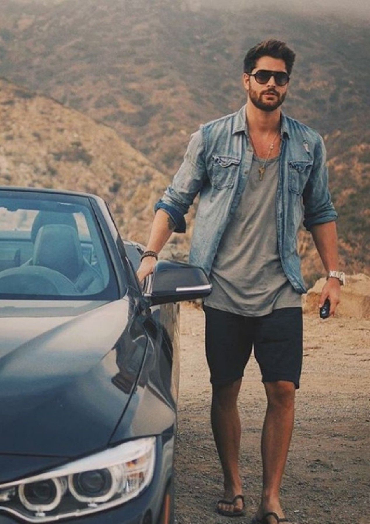 9e0f459ee0d2 Awesome 26 Amazing Mens Casual Outfits for Summer from https://www. fashionetter