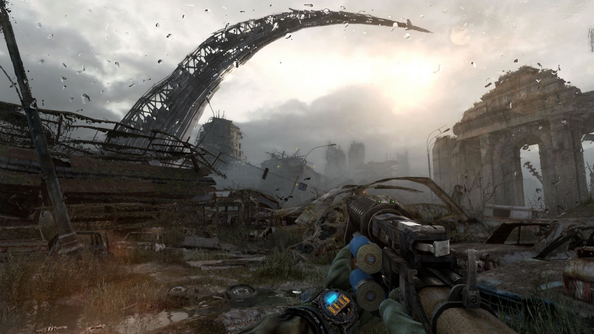 Metro Last Light PC Gameplay Footage And Impressions