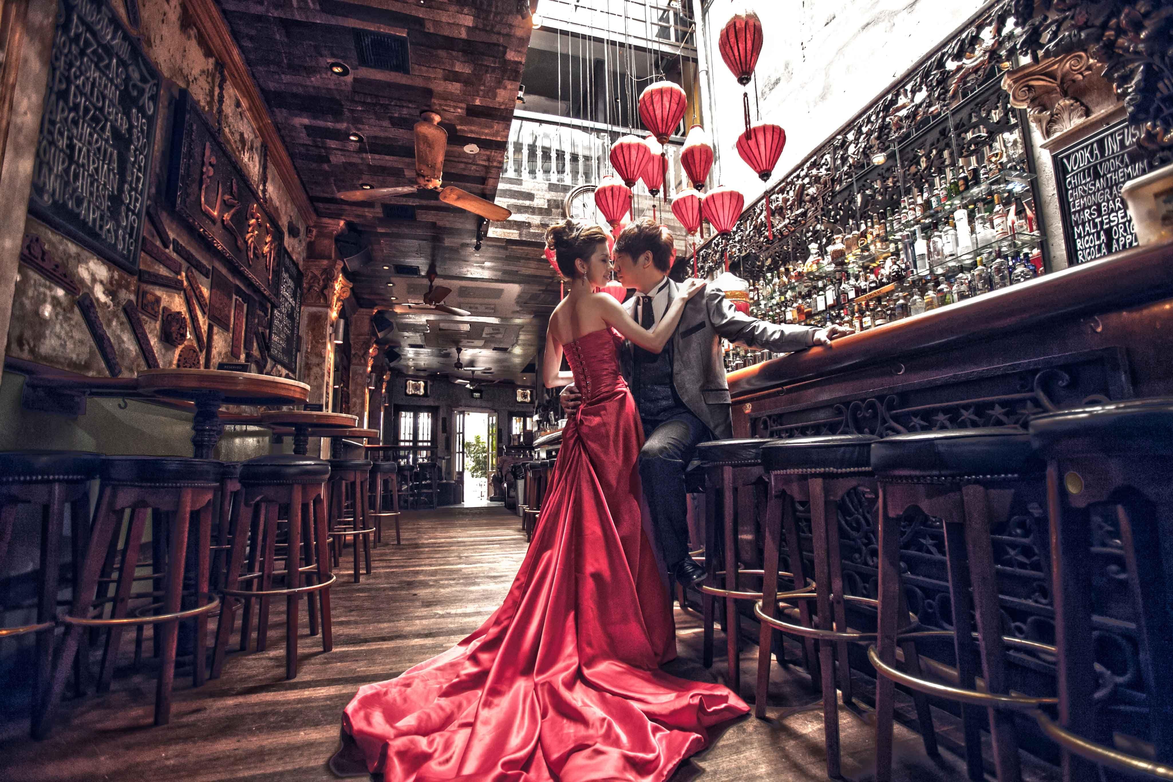 20 Unique Pre Wedding Photoshoot Locations in Singapore