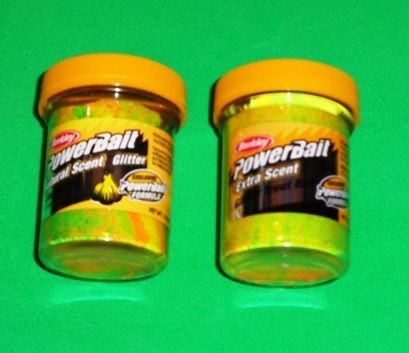 Powerbait fishing rigs for rainbow trout on september for Fishing with powerbait