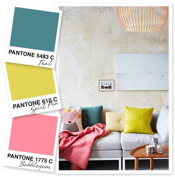 Teal Yellow Green And Pink Color Palette Sarah Hearts Teal Color Palette Grey Bedroom With Pop Of Color Color Palette Pink #pink #and #teal #living #room