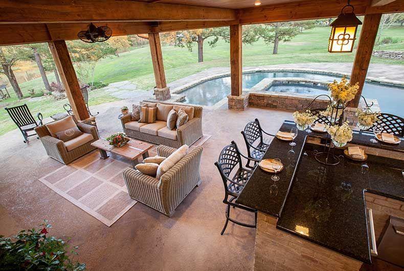 outdoor kitchen swimming pools jackson ms outdoorkitchendesigns outdoor remodel outdoor on outdoor kitchen near pool id=98134