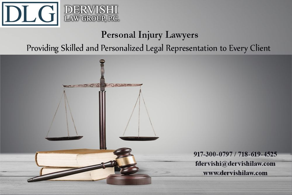 Personal Injury Lawyers Providing Skilled And Personalized Legal