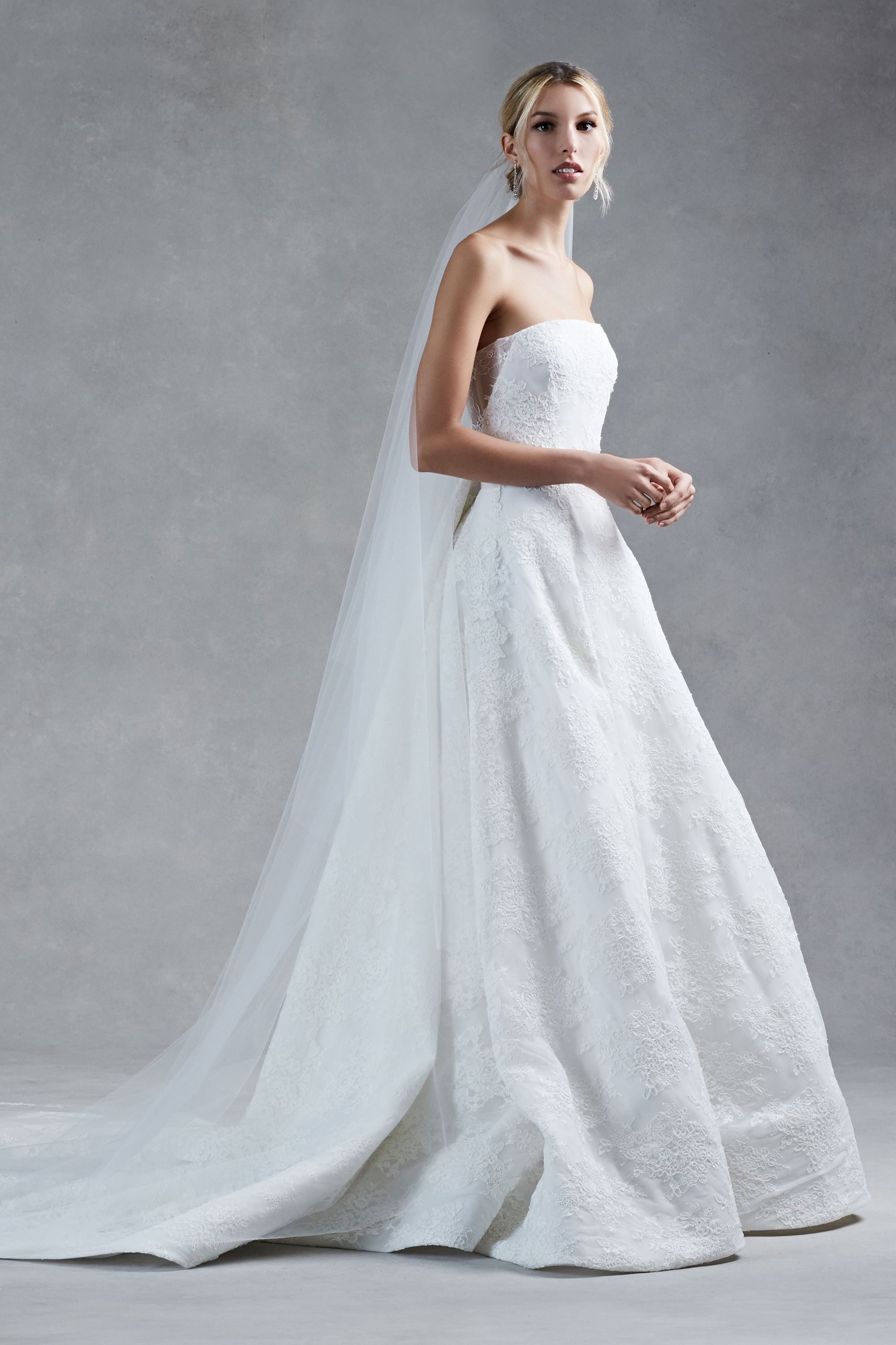 Introducing: Oscar de la Renta Fall 2017 Bridal | Oscar de la Renta ...