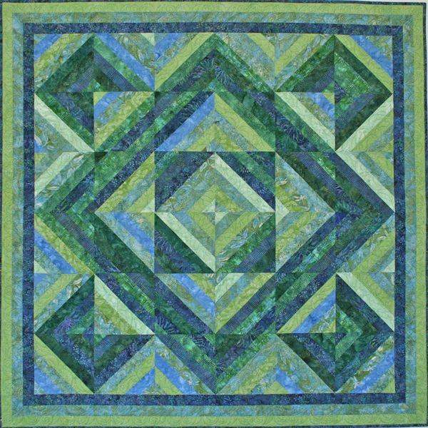 Batik Quilt Patterns
