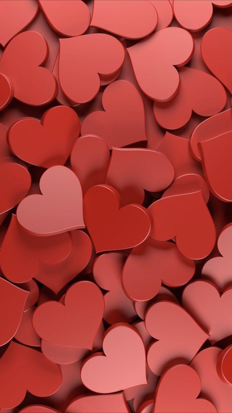 Wallpaper Pinterest Patriciamaroca Valentines Wallpaper Red Wallpaper Heart Wallpaper