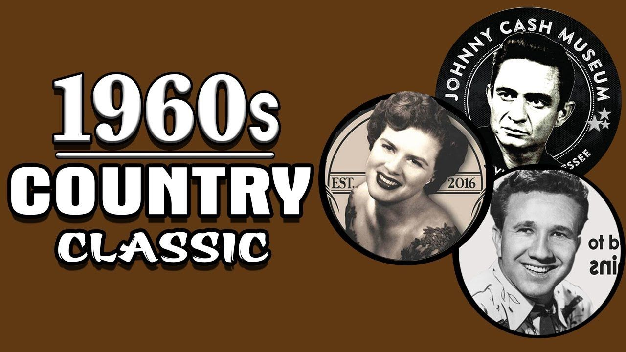 Best Classic Country Songs Of 1960s - Top 100 Golden Oldies