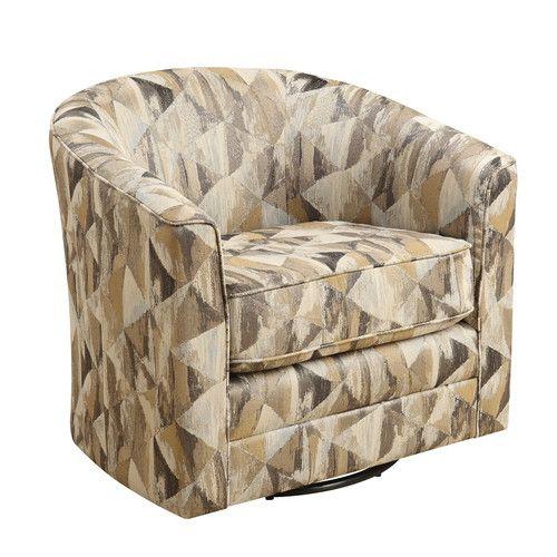 Found It At Joss Amp Main Faye Swivel Chair Swivel