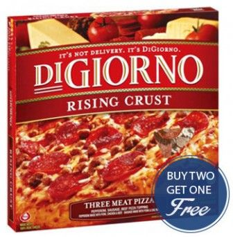 image relating to Digiorno Coupons Printable identify Refreshing DiGiorno Coupon: $2.00 Pizzas at Ceremony Guidance! Couponing