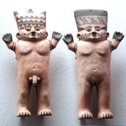 Precolombian Pottery.Chancay-Perú