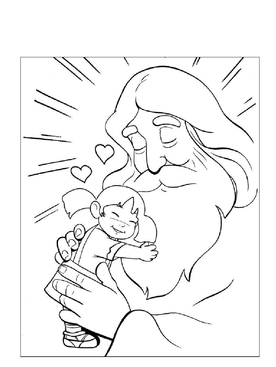 Desenhos Biblicos Deus Nos Ama Desenhos Biblicos Desenhos