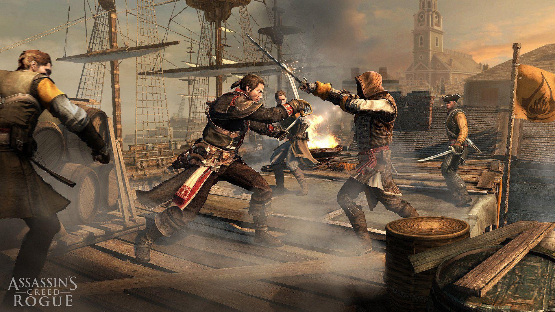 Shay Patrick Cormac Assassins Creed Rogue Assassinscreed