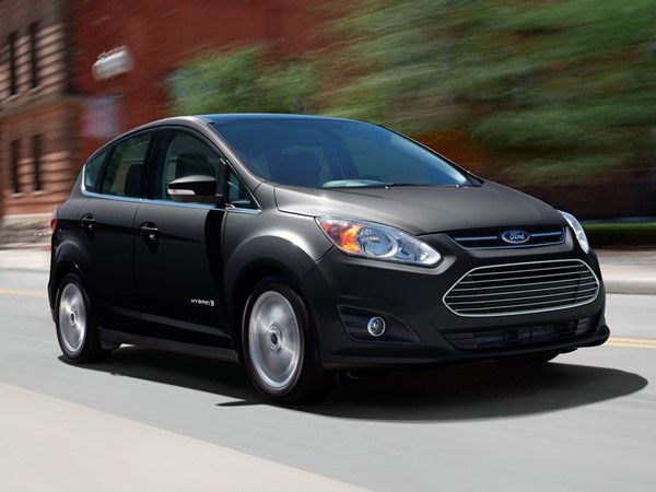 10 Most Fuel Efficient Cars Under 25 000 2016 Ford C Max Hybrid