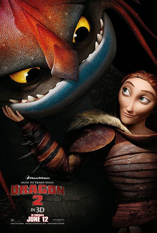How To Train Your Dragon 2 Movie Poster 8 How Train Your Dragon How To Train Dragon How To Train Your Dragon