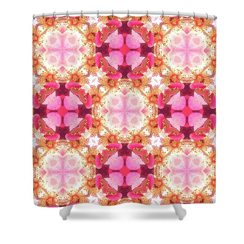 Rose Petal Shower Curtain For Sale By Roleen Senic Rose Petals