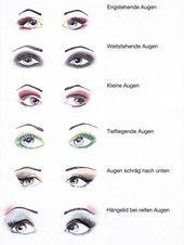 Photo of Make-up tips: Eye make-up An eye make-up that makes your eyes shine …