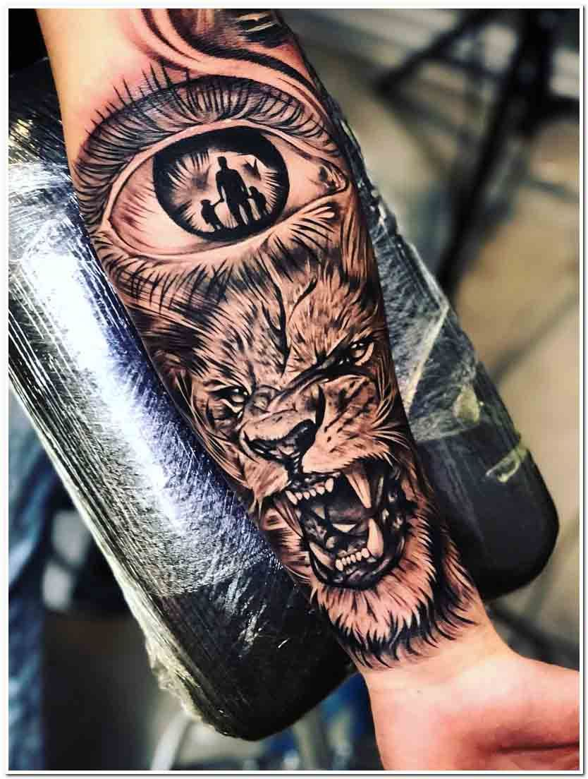24++ Stunning Female thigh tattoos with meaning image HD