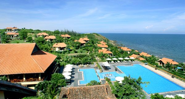 Vetnam Dostupnaya Ekzotika 27 01 Na 11 Nochej Fantet Otel Romana Resort Spa 4 Zavtraki Nomer Deluxe Ocean View 2400 Usd Na Resort Outdoor Vietnam