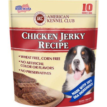 Pets Chicken jerky recipe, Dog treat recipes, Dog food